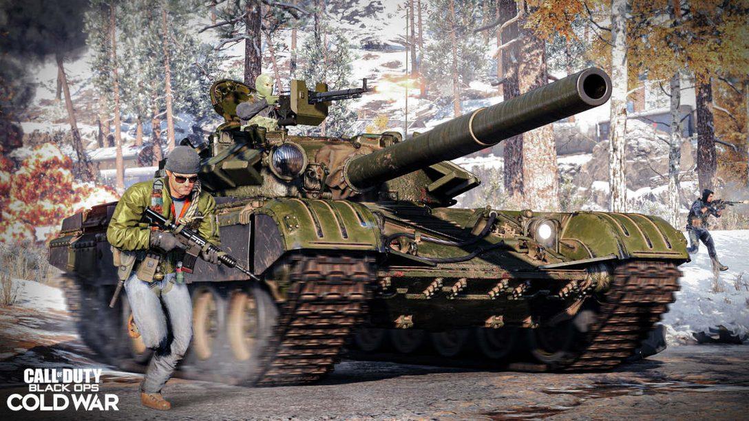 COD Black Ops Cold War Activision Multiplayer