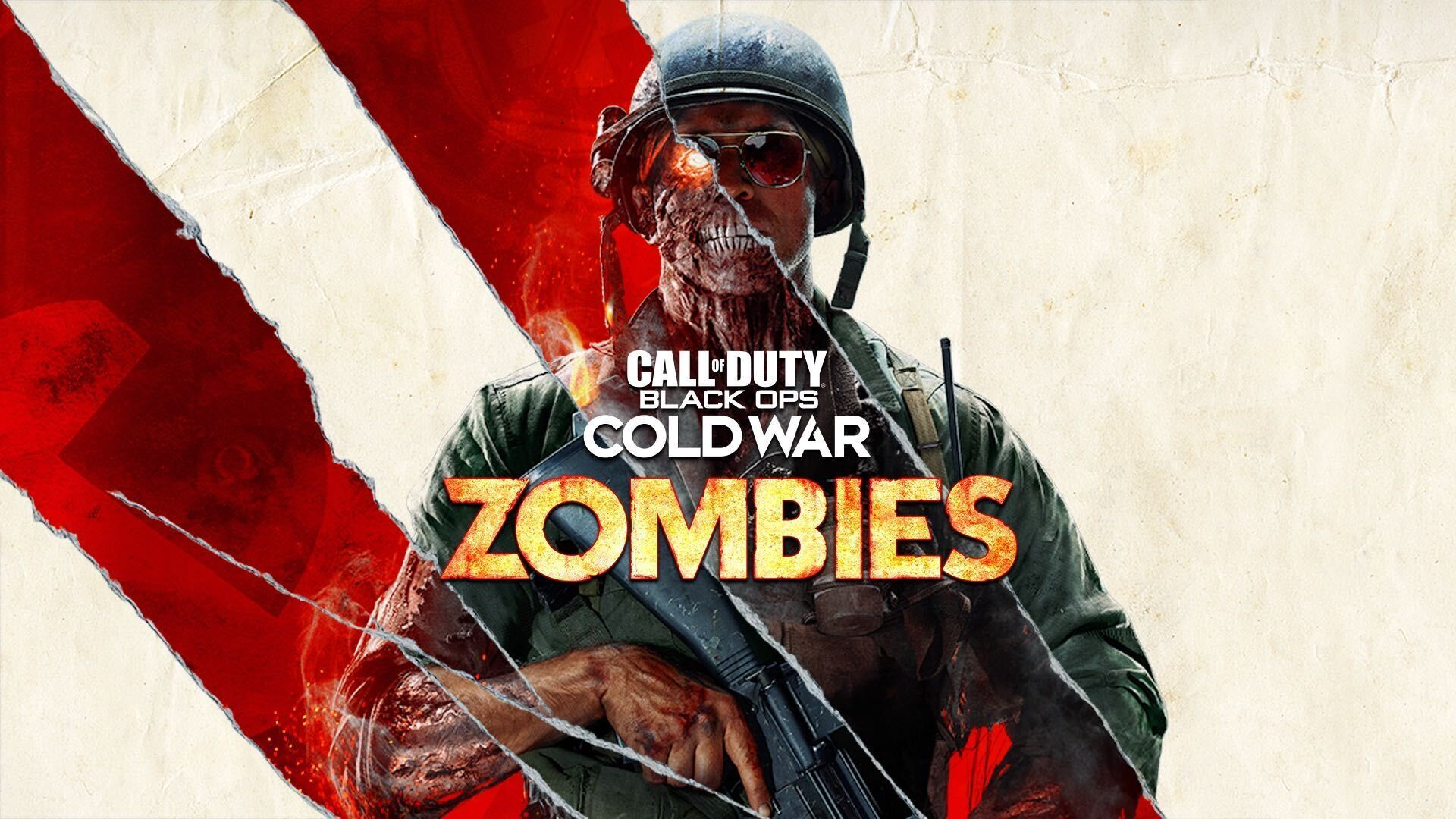 COD Black Ops Cold War Zombies طور