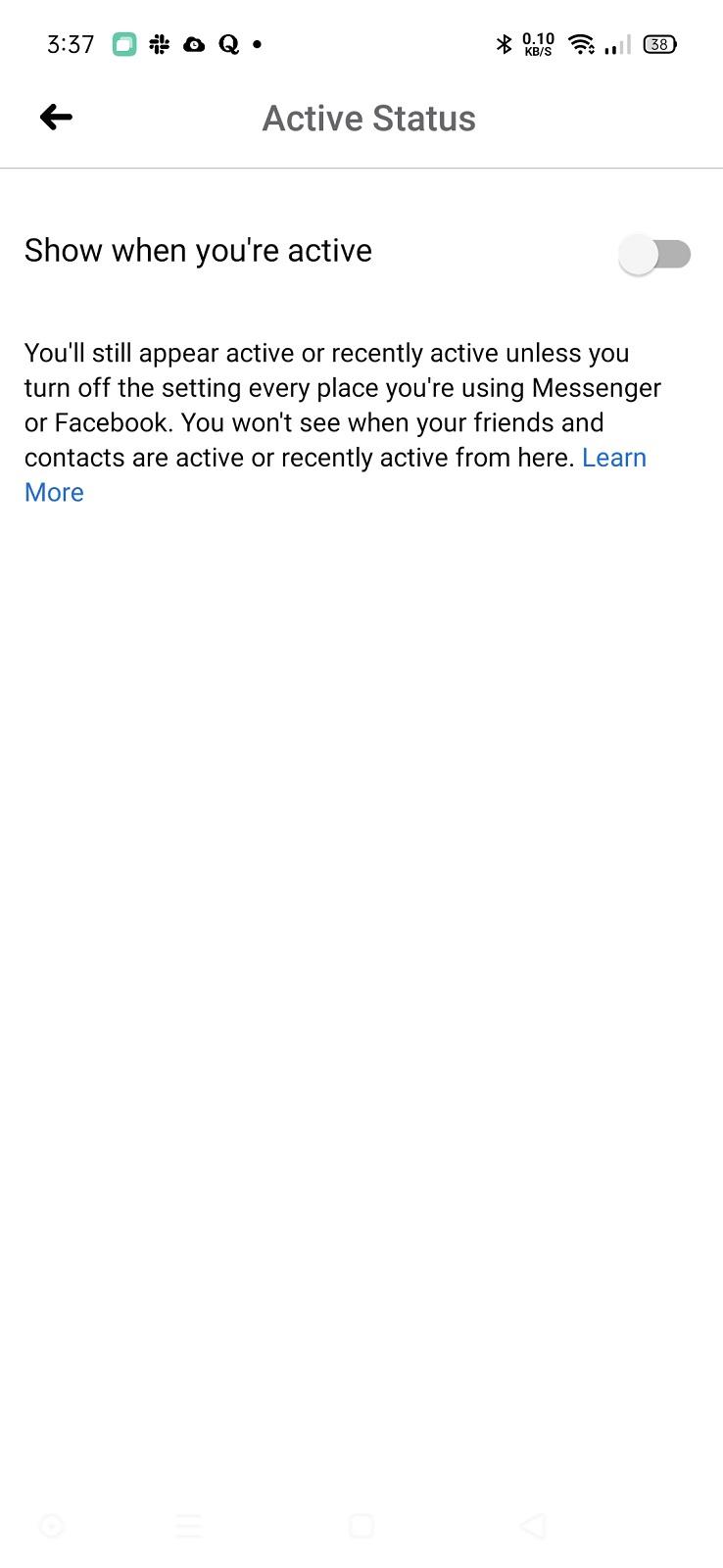 هنيئاً! لن يعلم أحدهم إن كنت تستخدم Facebook أو Messenger!