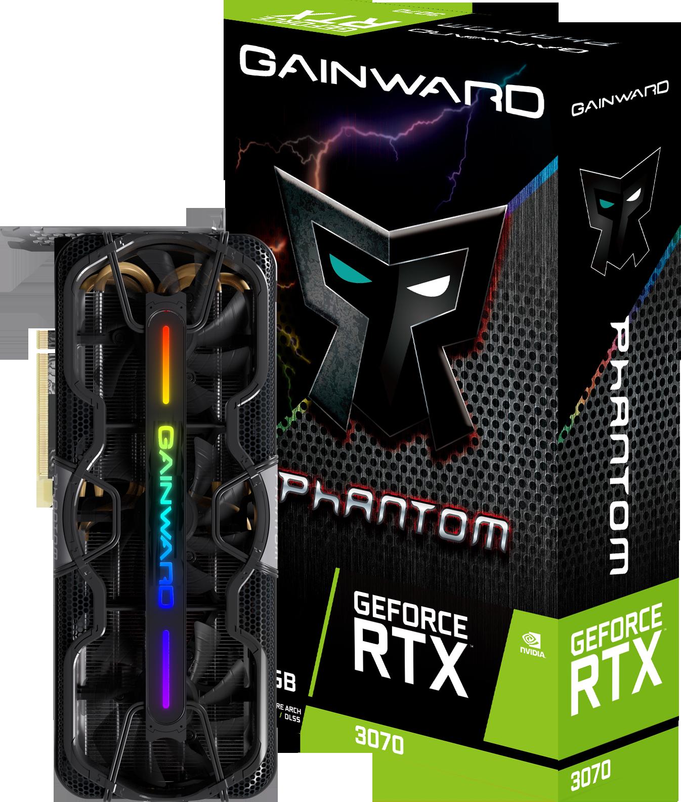 Gainward RTX3070 PHANTOM
