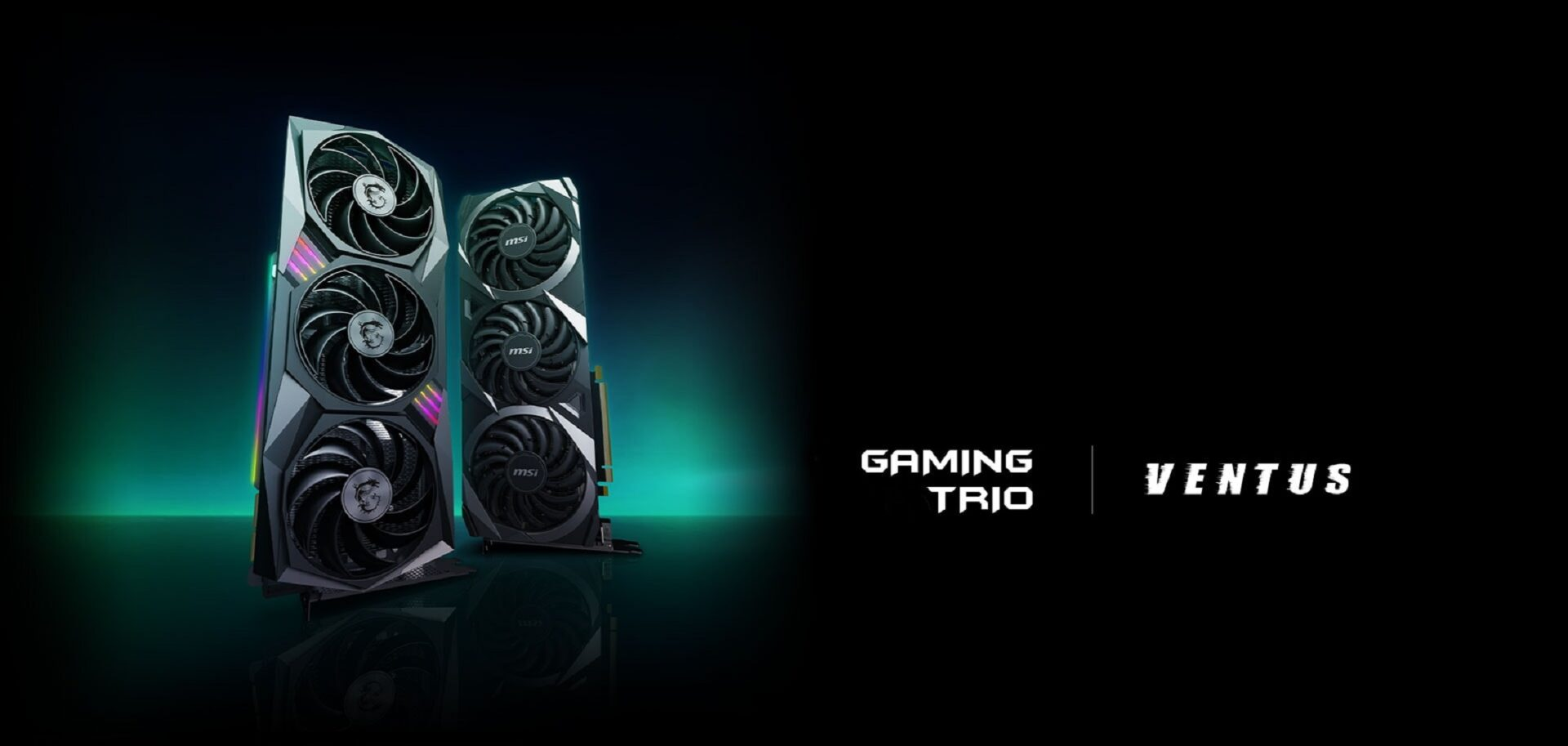 MSI RTX 30 Cards