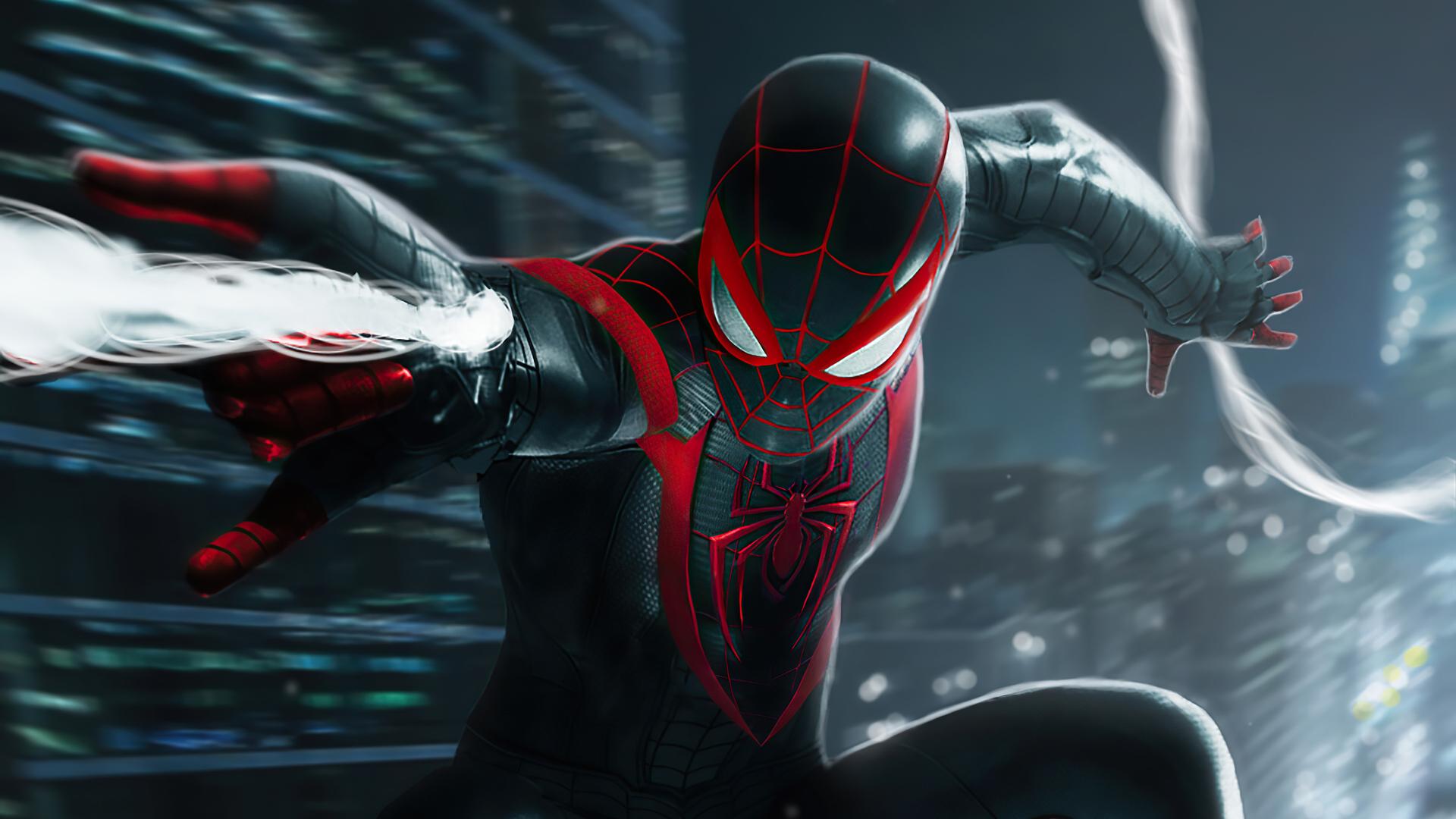 لماذا نرى أن لعبة Spider-Man Miles Morales ستكون من أفضل ألعاب العام؟ - عرب  هاردوير