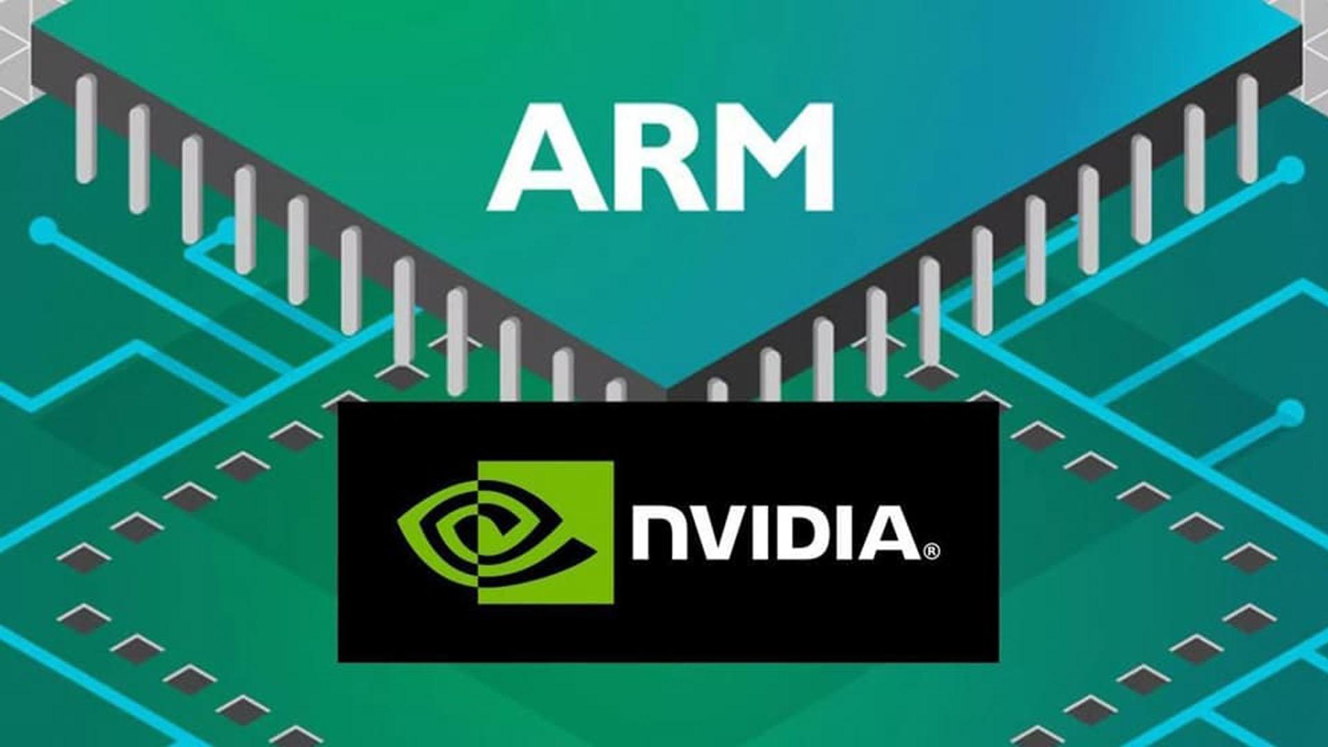 NVIDIA Acquire Arm 6