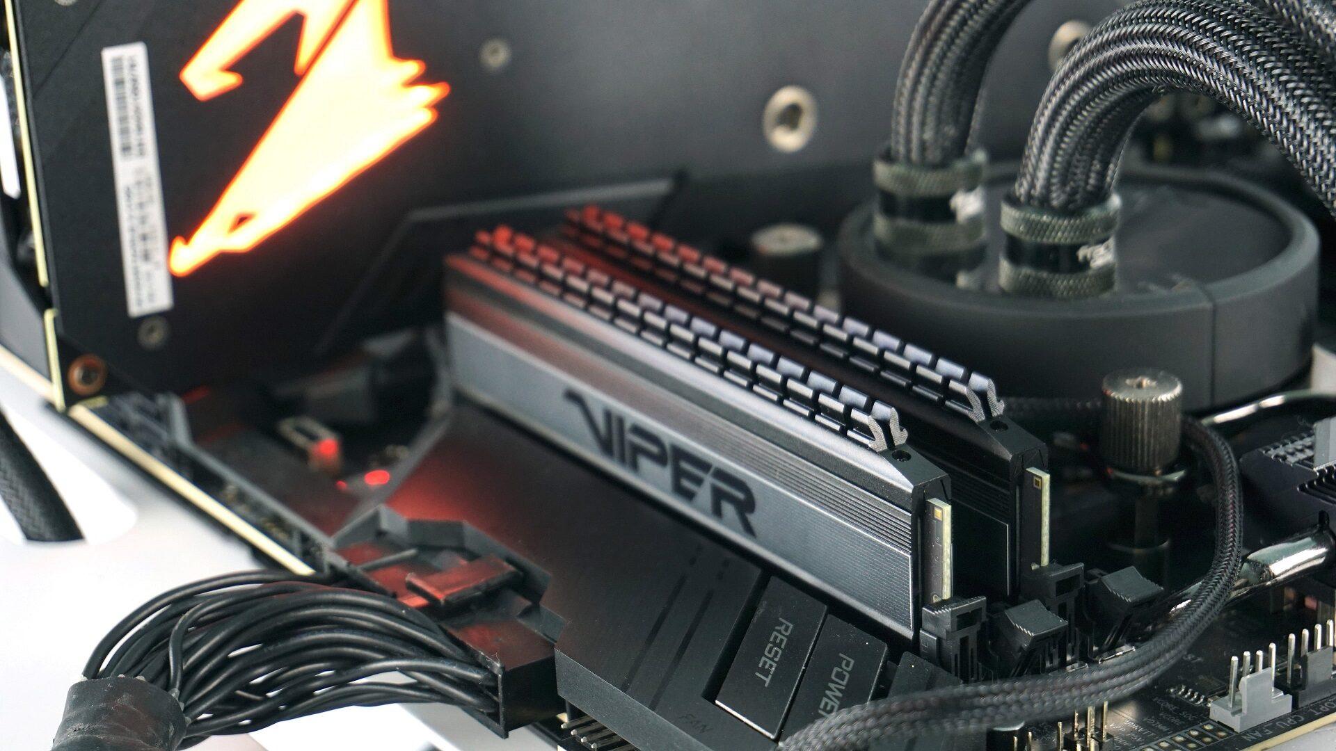 Viper 4 RAM