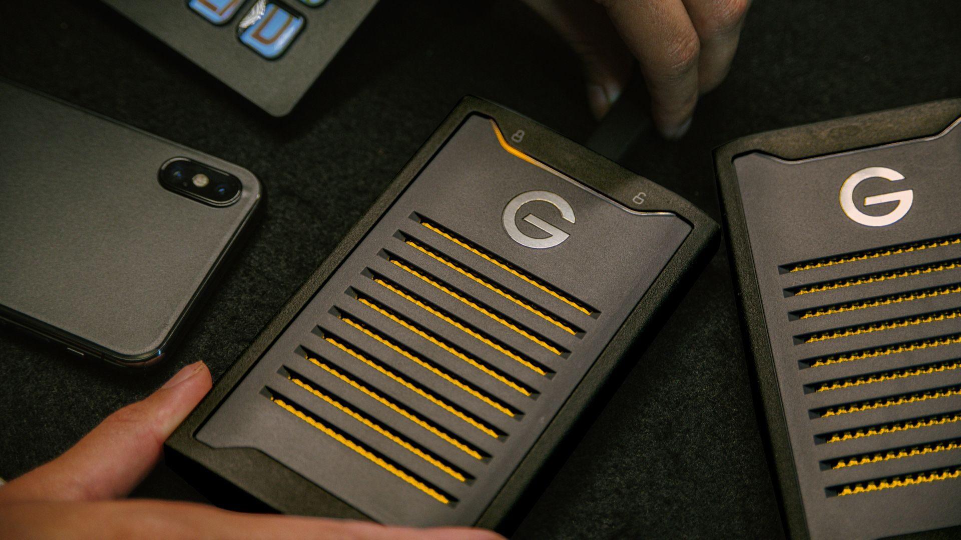 Western Digital G-Lock
