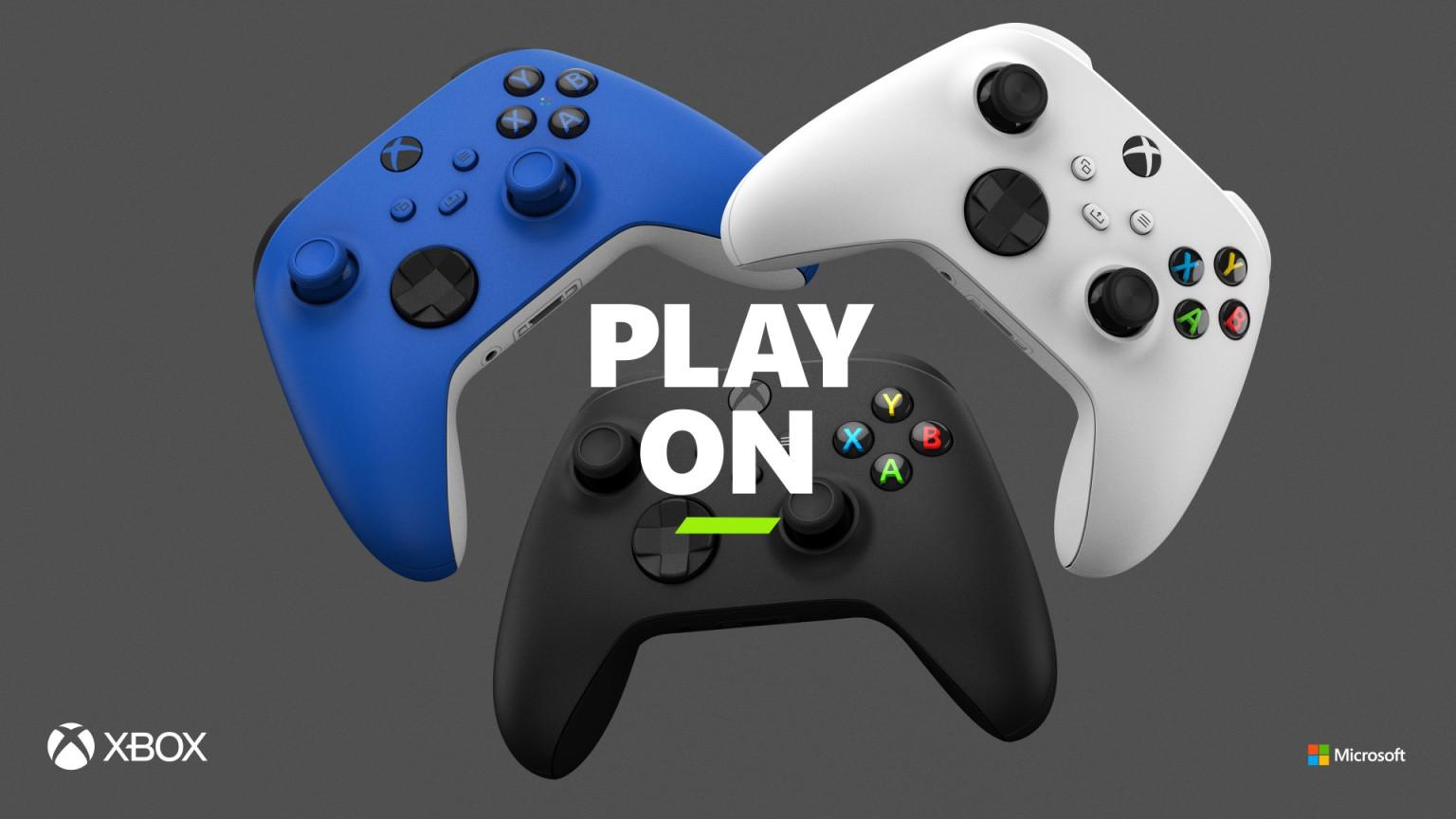 Xbox Series X|S أداة التحكم إكسسوارات