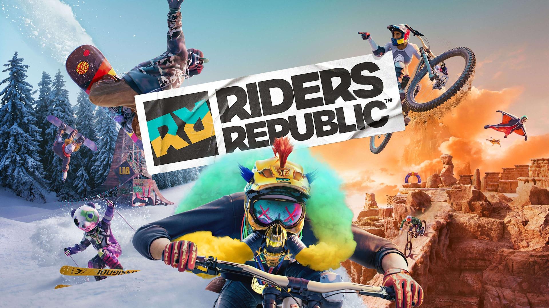 Riders Republic Ubisoft PS5 Xbox Series X