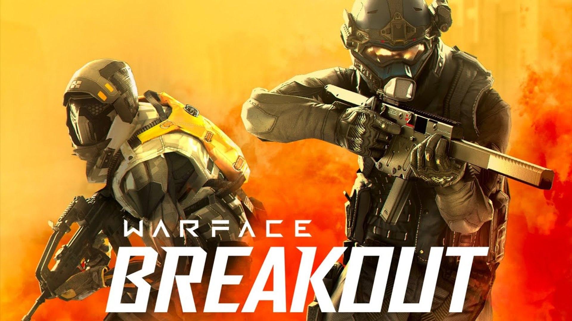Warface Breakout خوادم الشرق الأوسط