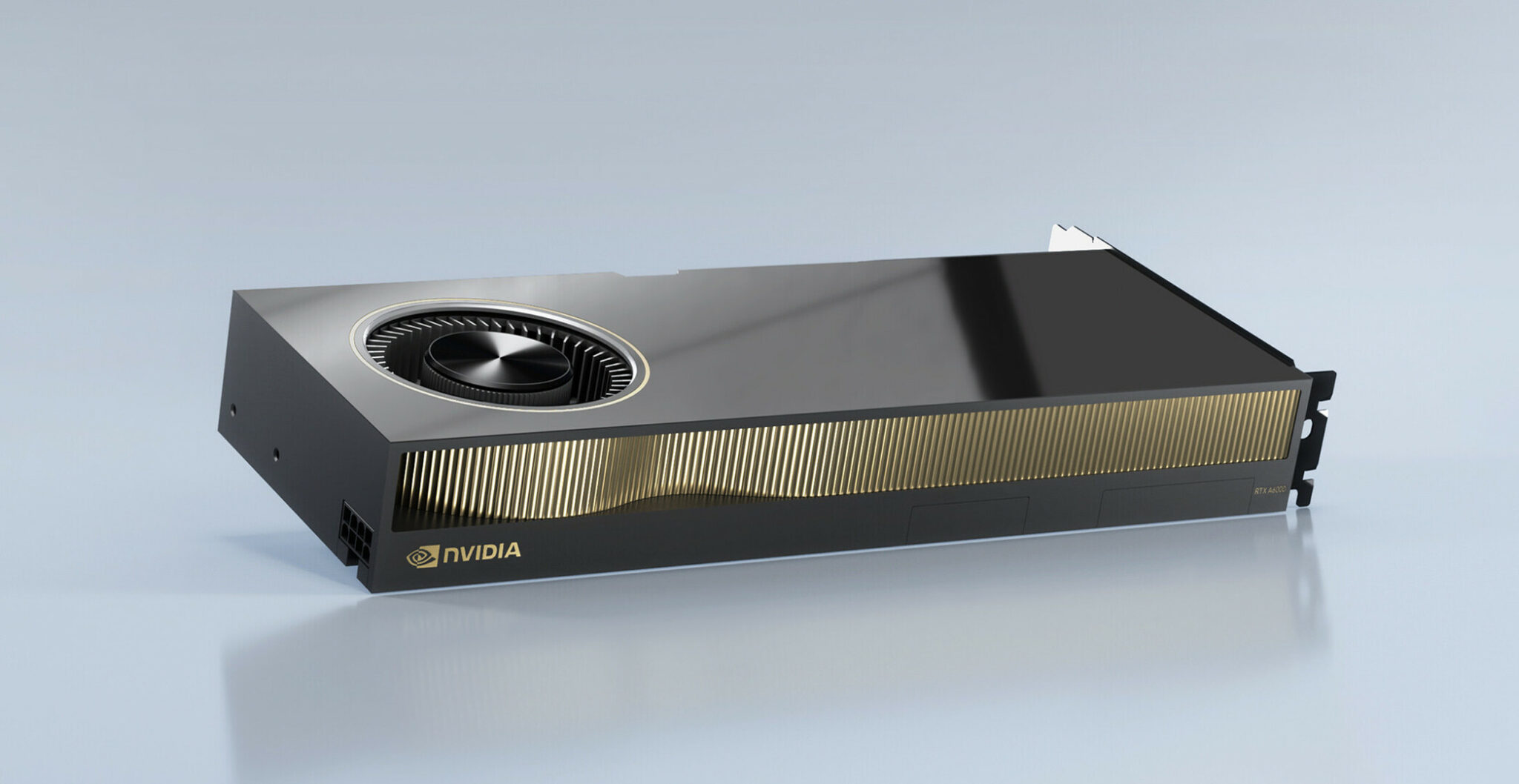 شركة NVIDIA تكشف النقاب عن بطاقة الرسومات الاحترافية RTX A6000