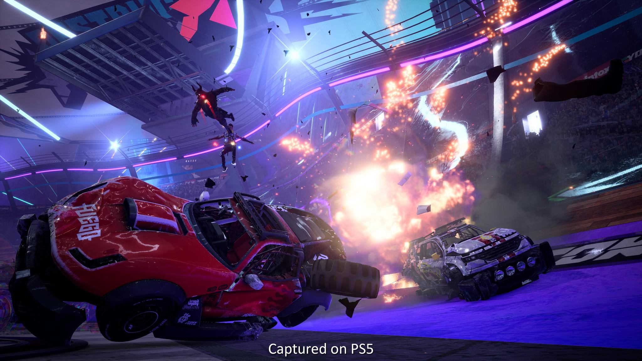 Destruction All Stars PS5 سوني