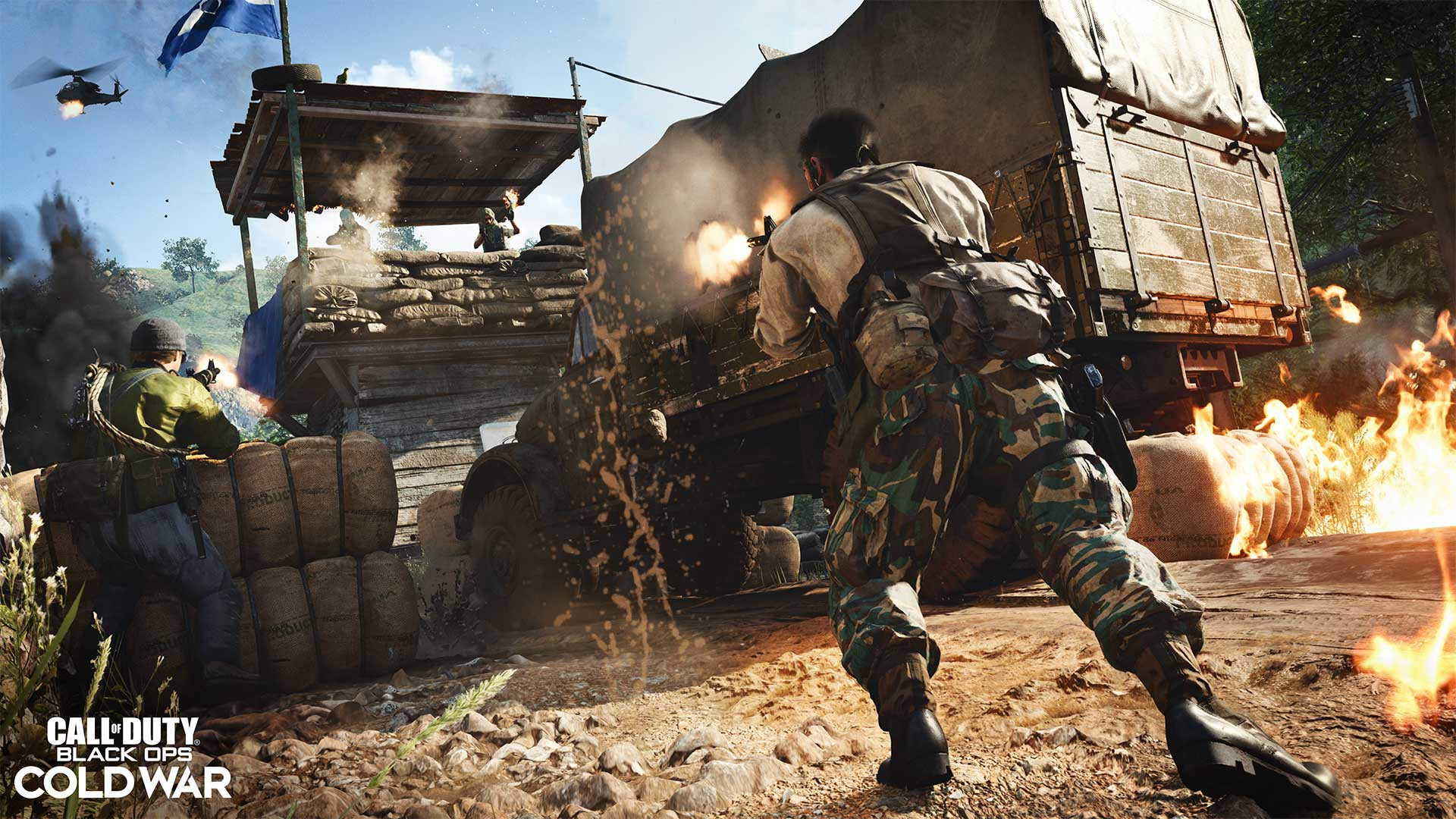 COD Black Ops Cold War Activision Multiplayer بيتا