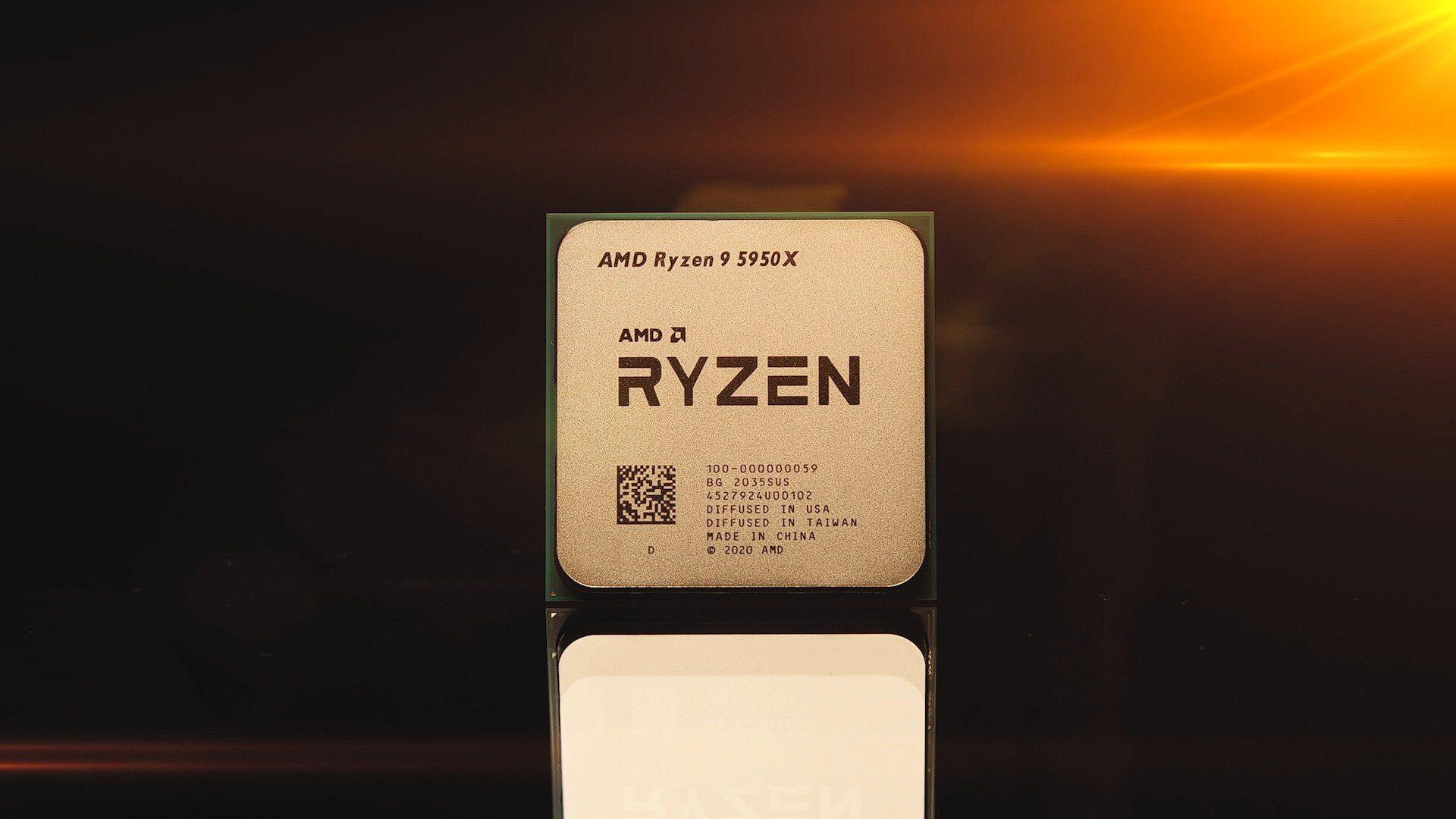 AMD Ryzen 5 5950X معالجات
