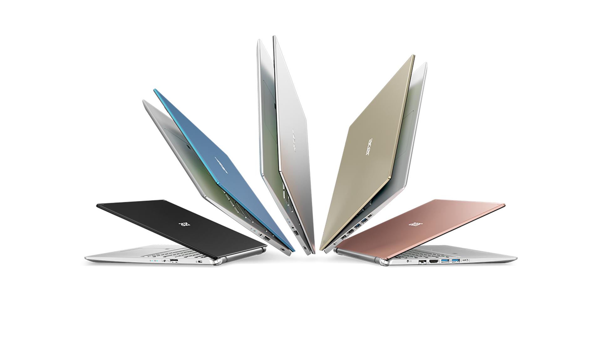 صورة لاب توب Acer Swift 3X سيعتمد على معالج Intel Iris Xe Max الرسومي!