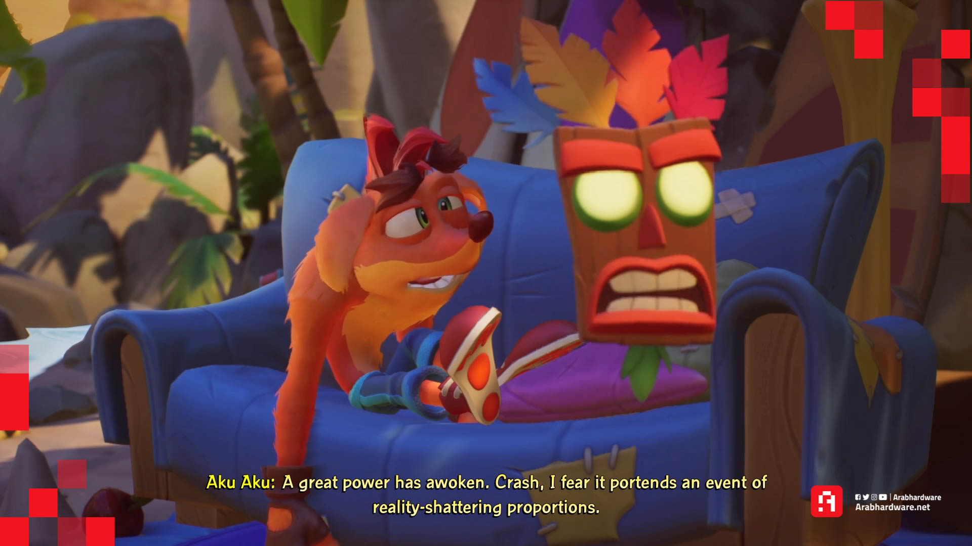 Crash Bandicoot 4 It's About Time Toys For Bob مراجعة