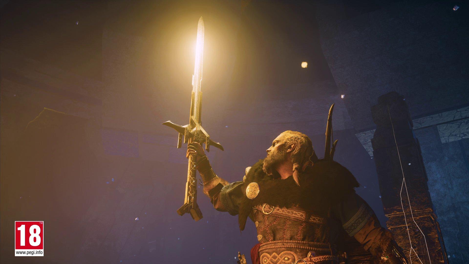AC Valhalla Ubisoft Assassin's Creed Valhalla