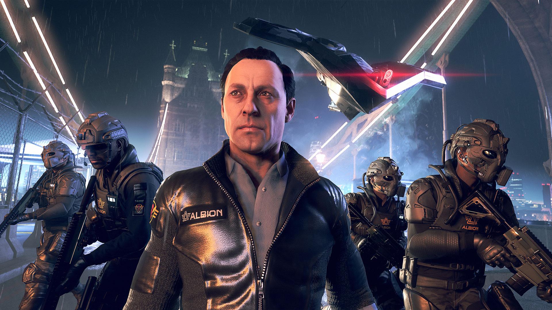 Watchdogs Legion Ubisoft