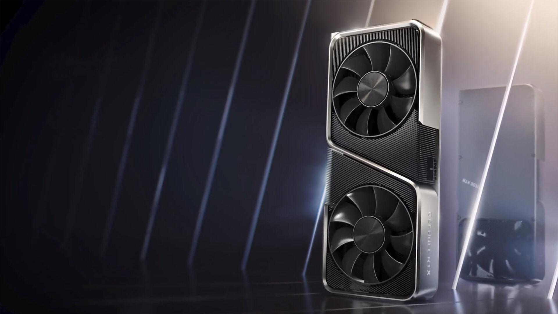 بطاقات NVIDIA GeForce RTX 3070