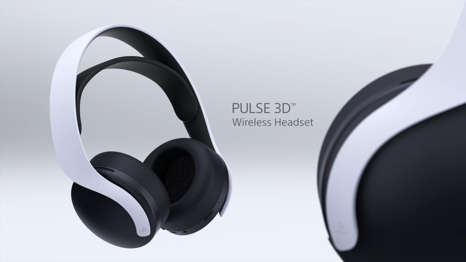 PS5 Pulse 3D شاشات التلفاز إكسسوارات