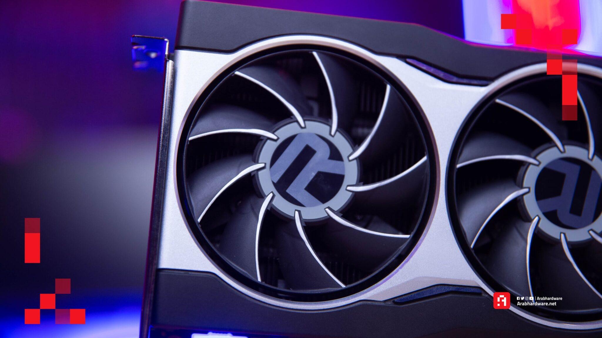 مراجعة البطاقة الرسومي RX 6800XT من شركة AMD (2)