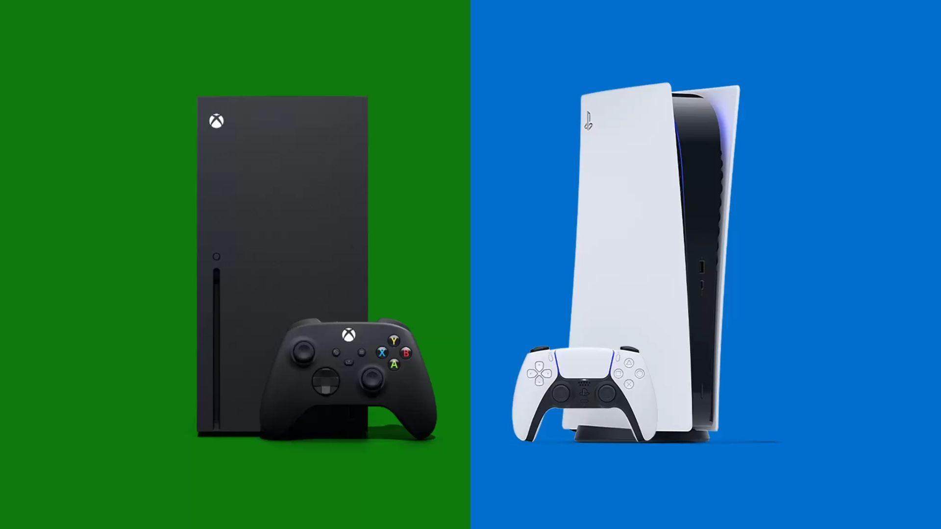 PS5 Xbox Series X دقة العرض الإطارات