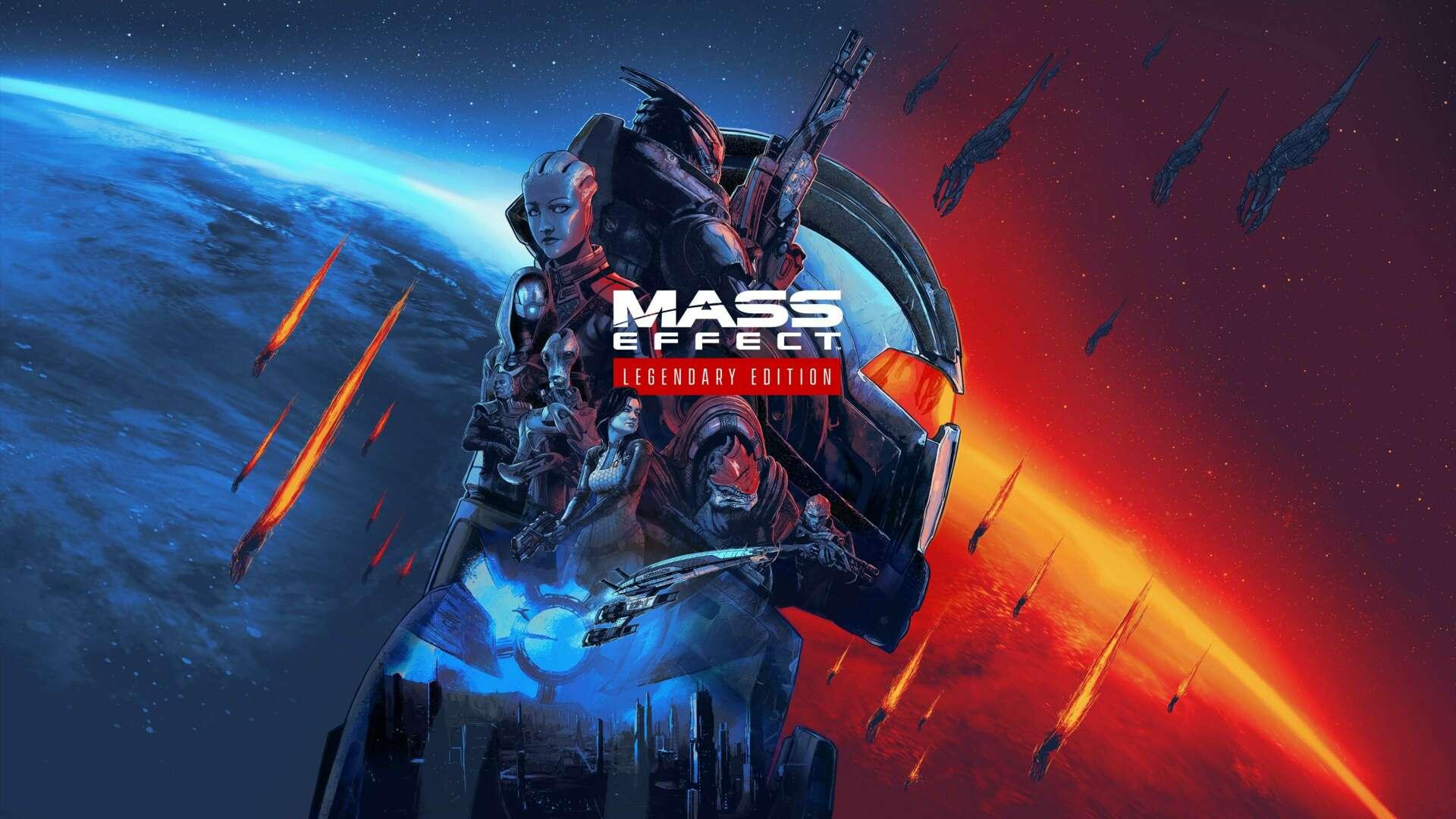 50 تغيير وأربع أسباب تجعل تجربة Mass Effect Legendary Edition حتمية!