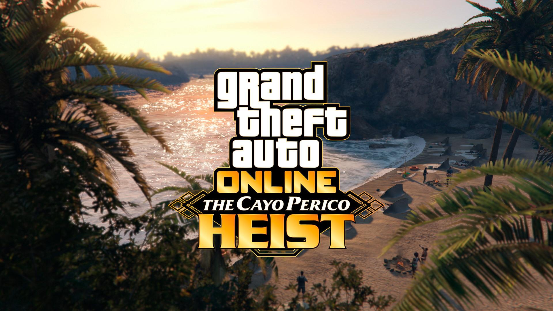 Rockstar GTA Online The Cayo Perico Heist
