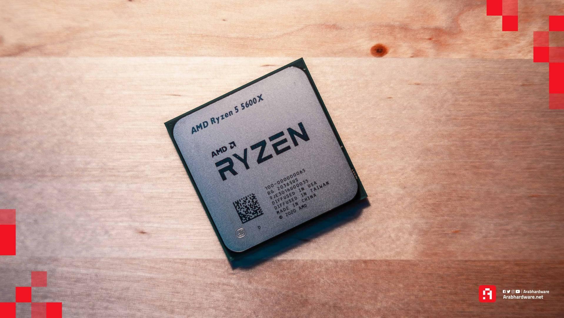 AMD Ryzen 5600X ASRock