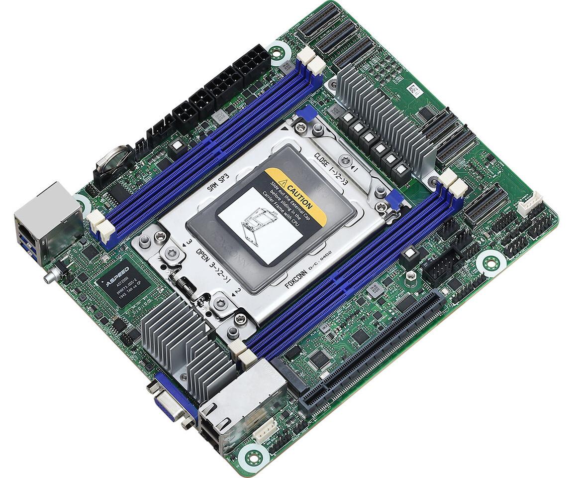 ASRock Rack AMD EPYC CPU 1