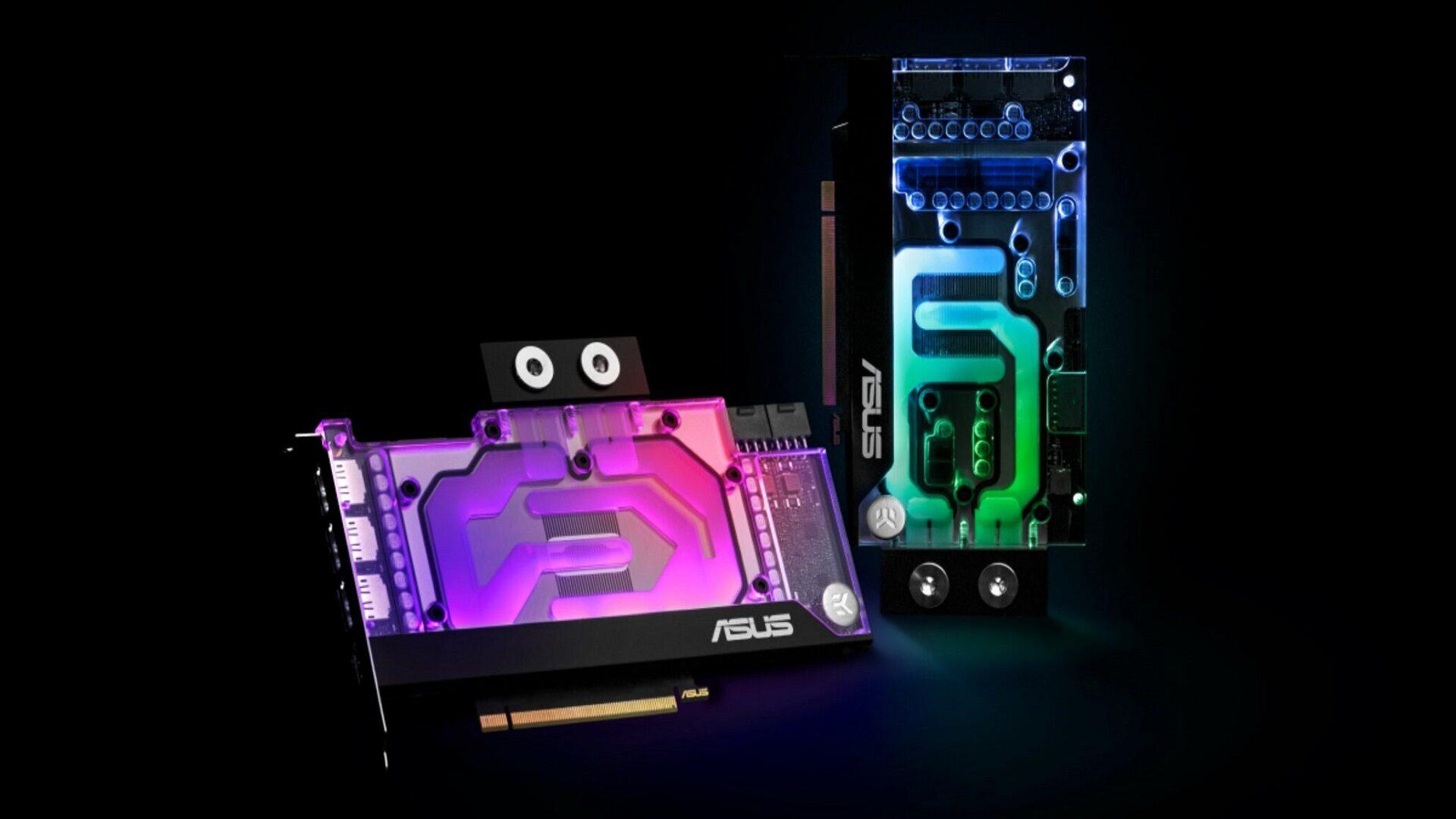 ASUS EKWB NVIDIA GeForce RTX 3000