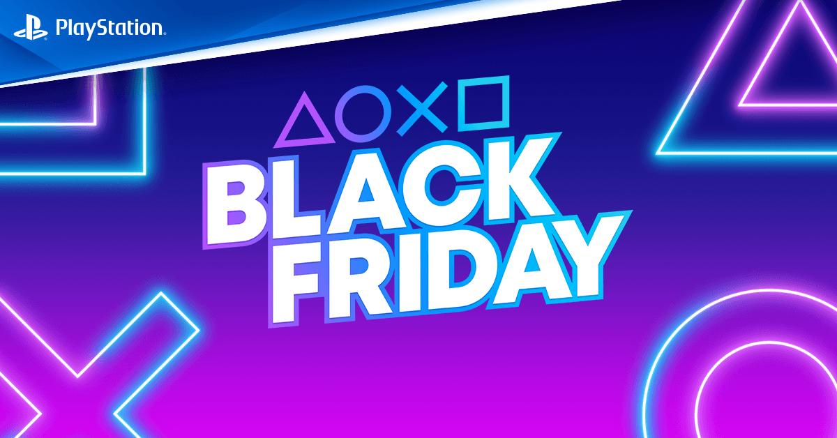 متجر بلايستيشن PS5 PS4 Black Friday خصومات