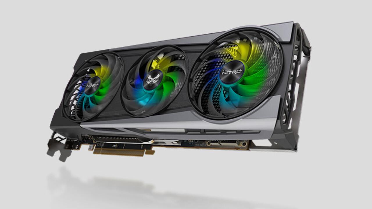 Sapphire AMD Radeon RX 6800 Nitro+ SE