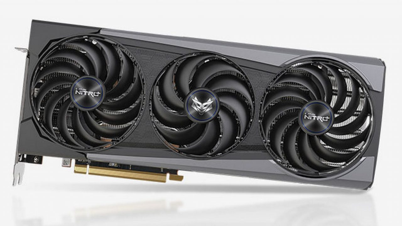 Sapphire AMD Radeon RX 6800 Nitro+