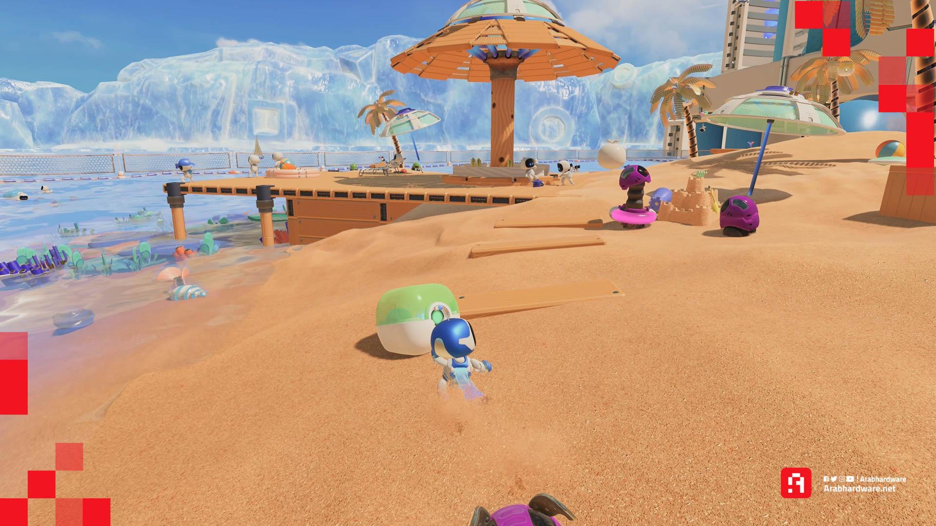 Astro's Playroom PS5 مراجعة