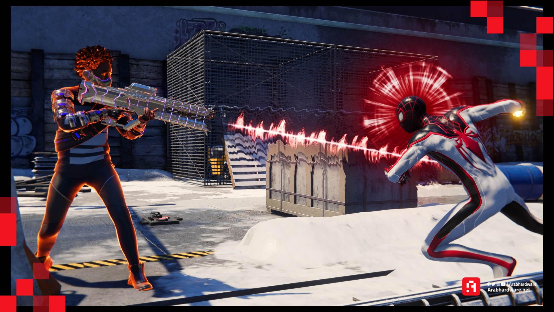 Spiderman Miles Morales مراجعة PS5 بلايستيشن 5 (1)