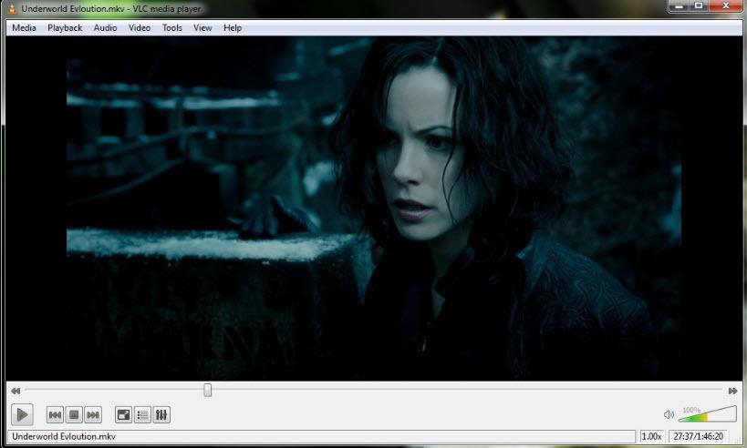 أفضل مشغل فيديو HD للكمبيوتر - VLC Media Player