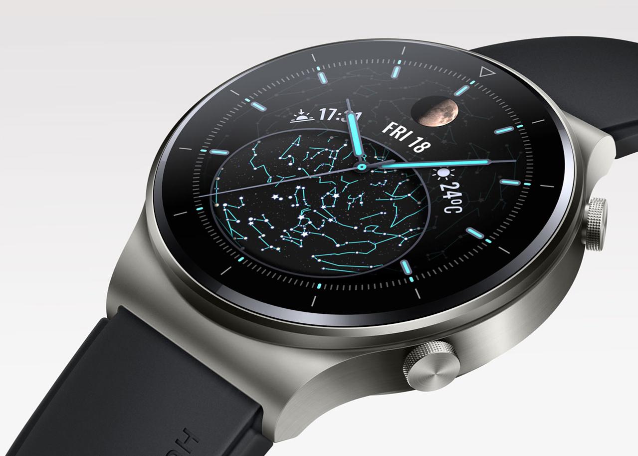 ساعة Huawei Watch GT 2 Pro الاستثنائية تصل الإمارات