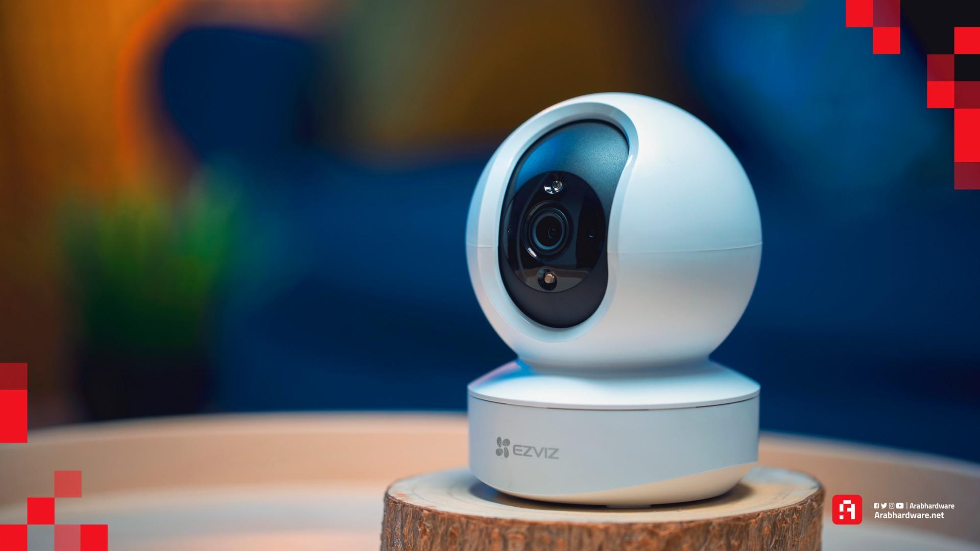 كاميرا EZVIZ TY1 الذكية