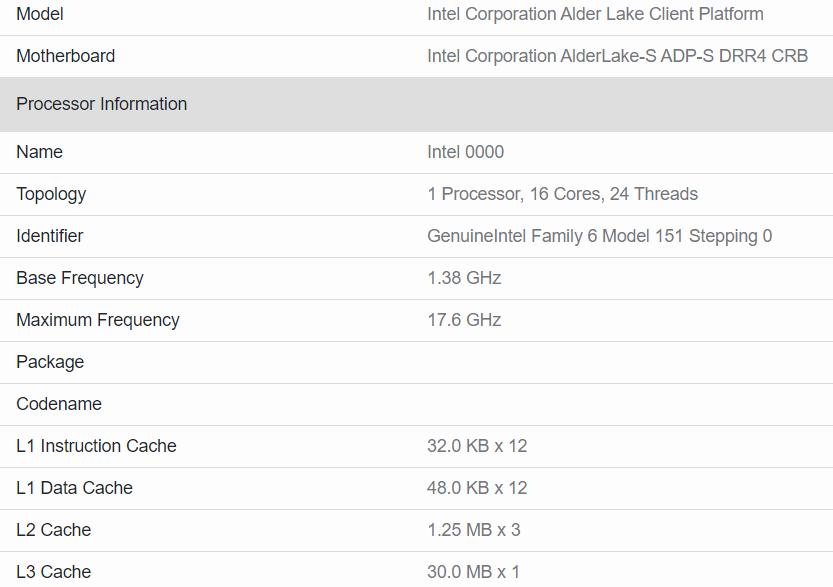 Intel-Alder-Lake-S-Geekbench