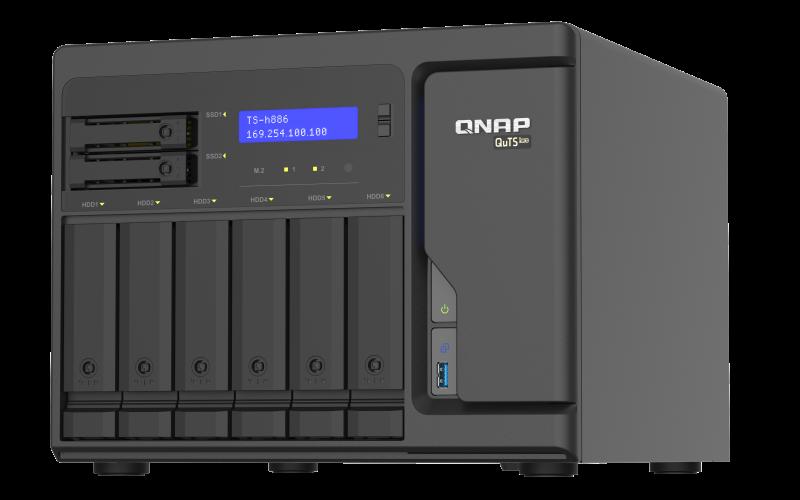 Qnap Nas TS-h886-3