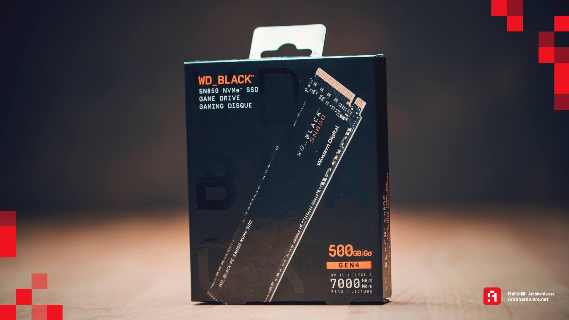 Western Digital SN850 SSD (6)