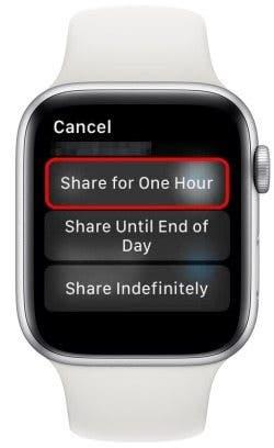 ساعة أو حتى نهاية اليوم أو إلى أجل غير مسمى
