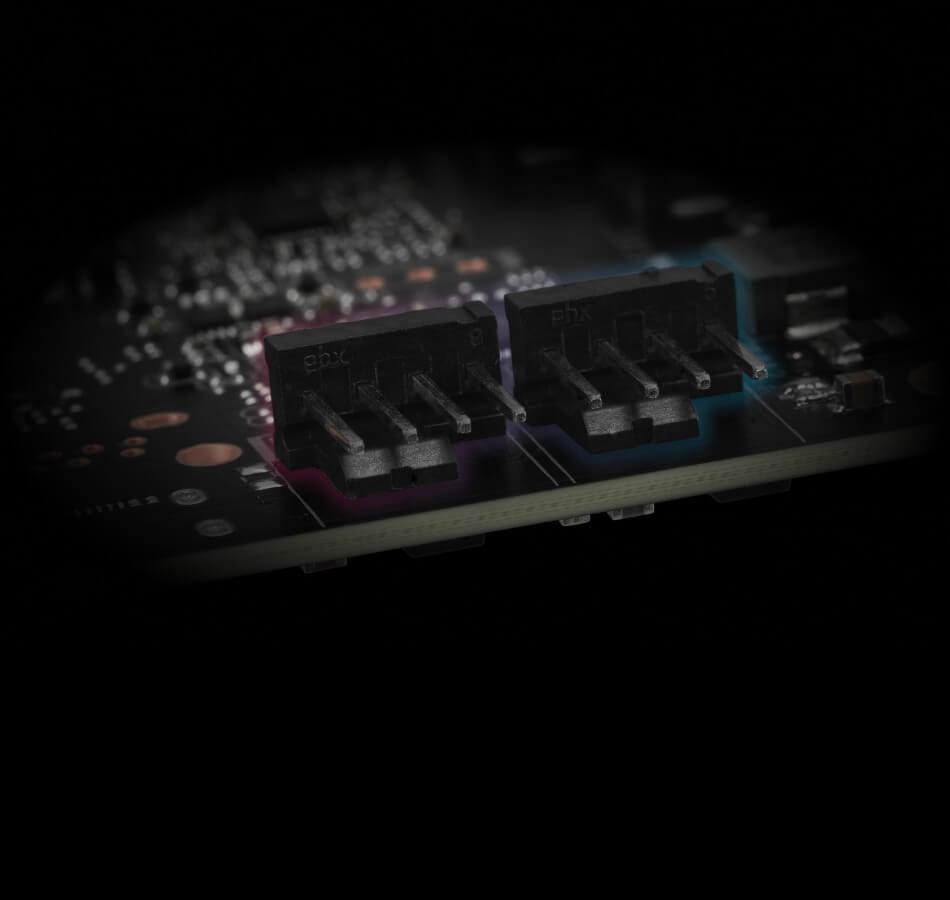 تشكيلة ASUS من بطاقات RTX 3070 و RTX 3080 ، اختر ما يناسبك لتصل للقمة