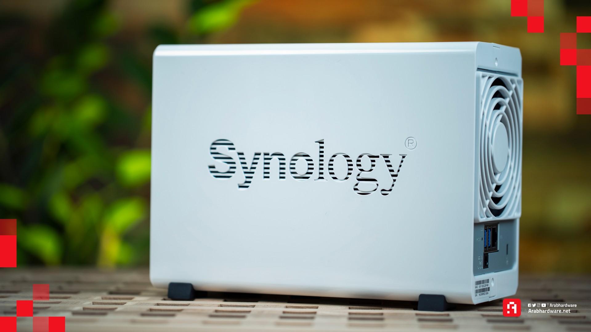 جهاز Synology DS220j