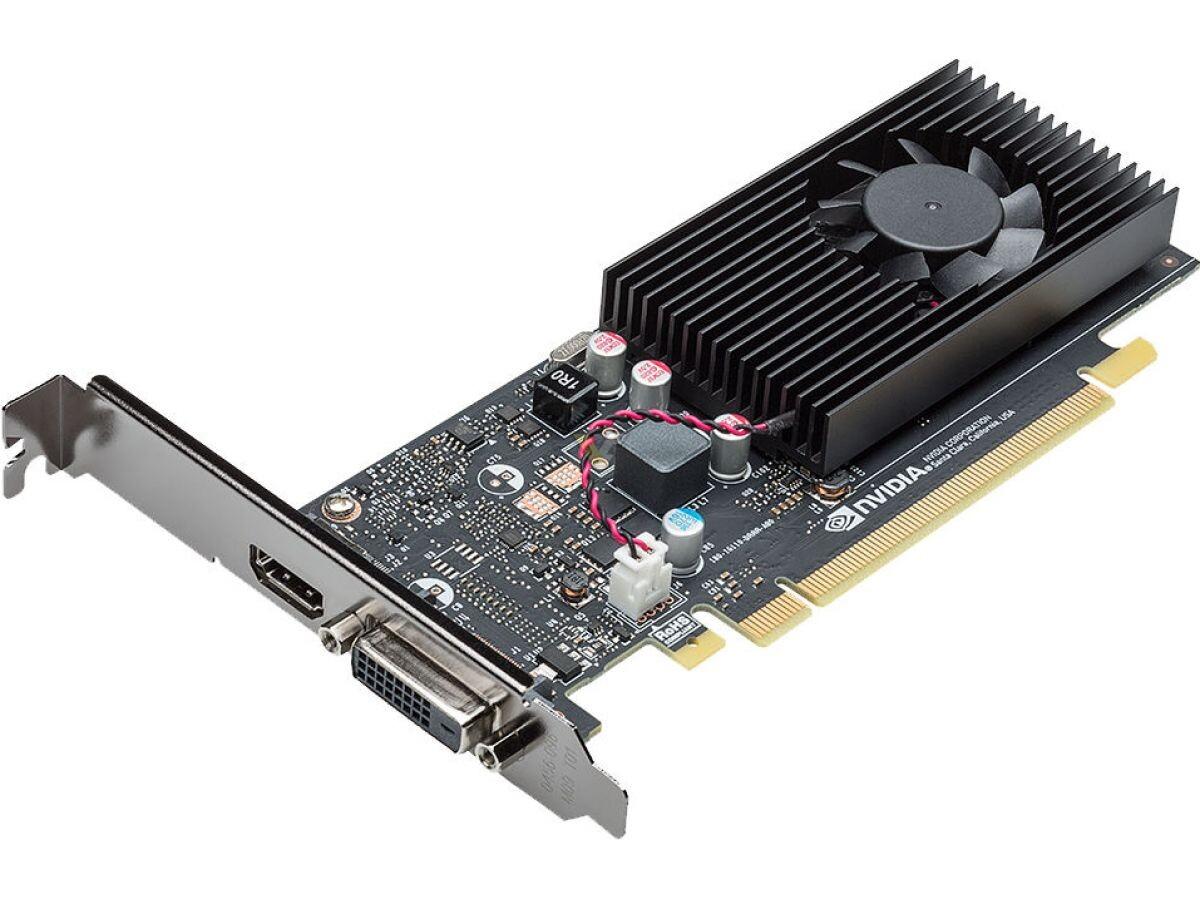 شركة NVIDIA تطلق بطاقة GeForce GT 1030 لمصنعي الأجهزة OEM في هدوء تام
