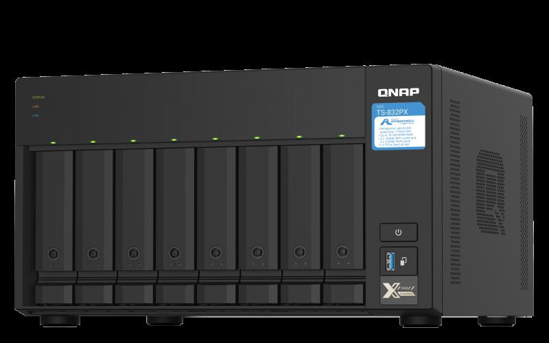جهاز QNAP TS-832PX
