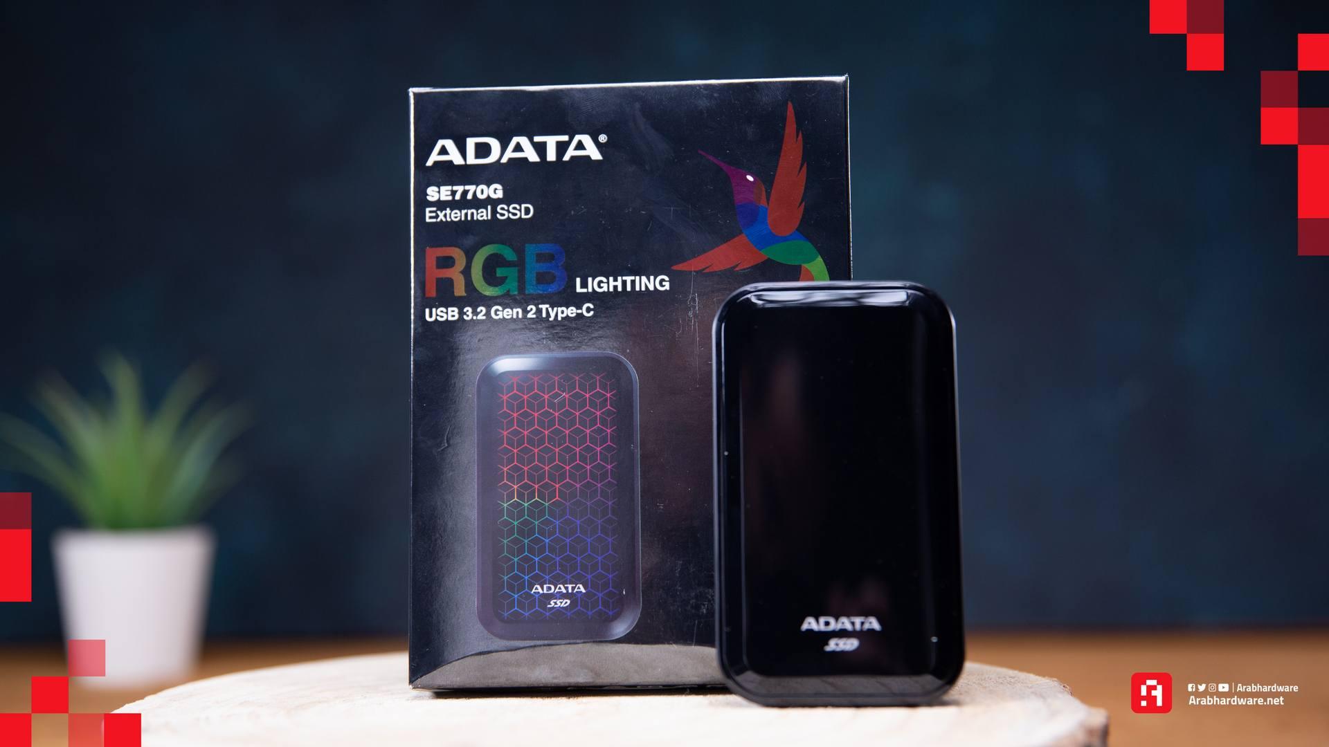 ADATA SE770G 1TB (10) SSD