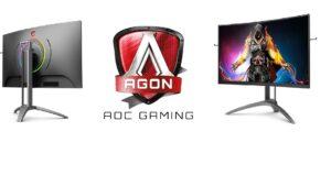 AOC AGON 1440p 155Hz Monitor