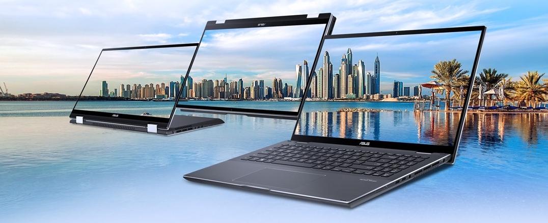 ASUS ZenBook Series CES 21