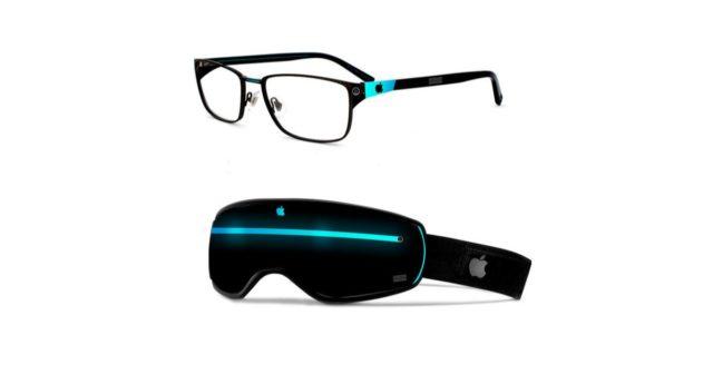 نظارات أبل الذكية