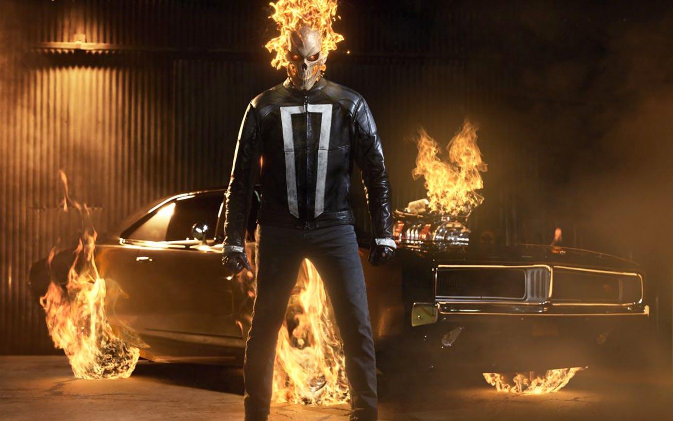 صورة مخرج The Last of Us يأمل العمل على Punisher أو Ghost Rider